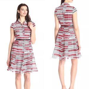Nine West Shirt Dress NWT